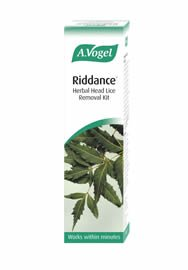 A.Vogel Riddance Head Lice Removal Kit