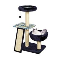 MidWest Cat Tree Euphoria Feline Furniture, 32.75 by 20.5 by 40.125-Inch