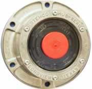 Stemco 343-4009 Hub Cap