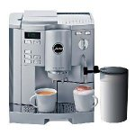 Jura Impressa S9 Platinum finish FULLY AUTOMATIC BEAN-TO-CUP coffee machine