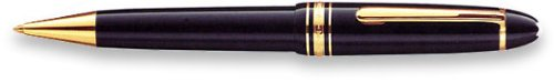 Montblanc Meisterstuck LeGrand Ballpoint Pen with Gold Trims