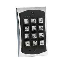 iEi Electronics 2000 eM Style Flush Mount Durable Metal Keypad
