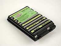 Two Way Radio Battery 7.2V 1000mAh NiCd for Motorola
