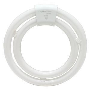 Viva 25780 - VIVA TC55W TC T6 CIRCLINE G10q BASE 3500K Circular T6 Fluorescent Tube Light Bulb