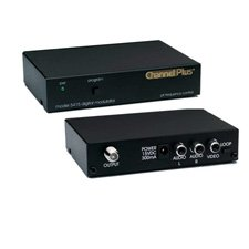 Single digital Modulator 1 input- CATV 65-125 and UHF-by-Channel Plus (Uhf Cable Modulator compare prices)