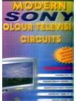 Modern Sony Colour TV Circuits