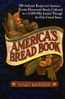 img - for America's Bread Book book / textbook / text book
