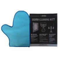 Nushine Silver Cleaning Mitts - contains special impregnation