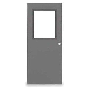 Half Glass Steel Door 84x36 In 16 Ga Lowes Screen Doors
