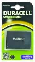 Duracell Drsi9300 Batterie Rechargeable, Lithium-Ion 2100 mAh, 3.7 V, à plat