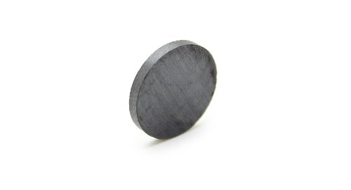 12Mm*1.5Mm Ferrite Disc Magnets (20-Pack)-12*1.5Mm, 20-Pack, Black - (Premium Quality)