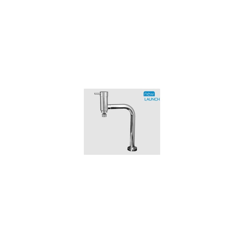 Deca 2256CLNKPC PC Polished Chrome Kitchen Fixtures Single Hole/Lever Kitchen Mixer Faucet
