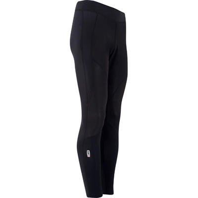 Buy Low Price Louis Garneau 2012/13 Women's Solano Cycling/Running Tights – No Chamois – Black – 1060141-020 (B002OARA7K)