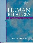 img - for Human Relations: Personal and Professional Development book / textbook / text book