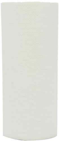 Luxury Embossed Couch Roll White 32m - Pack of 18
