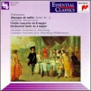Banquet Music / Violin Concerto