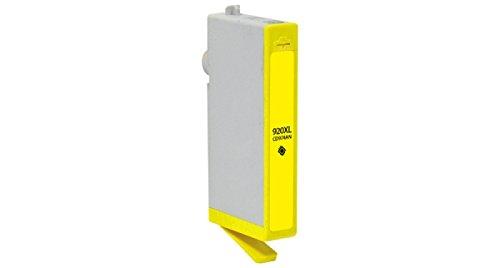 Compatible Hp 920Xl - Officejet 6000, 6000 Wireless, 6500, 6500 Wireless; Officejet Wide Format 7000; Officejet Pro 6000, 6400A Plus, 6500A E, 6500A Plus, 7500A Hy - Yellow - Chipped