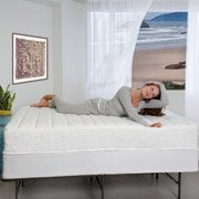 TWIN Spa Sensations 10'' Memory Foam and Spring Hybrid Mattress