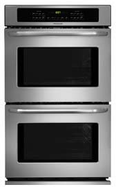 """Frigidaire FFET3025PS - 30"""" Stainless Steel Electric Double Wall Oven"""