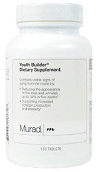 Murad Youth Builder Supplements (120 tab)