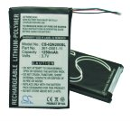 Battery for Garmin Nuvi 200, Nuvi 200W, Nuvi 205, Nuvi 205T, Nuvi 205W, Nuvi ...