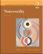 Noteworthy; Listening and Notetaking Skills