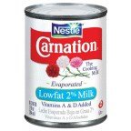 Carnation Evaporated Milk Low Fat, 12-Ounce Cans (Pack of 24) (Canned Evaporated Milk compare prices)