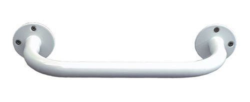 DMI White Powder-Coated Steel Grab Bar for Bath and Shower Safety, 18 Inches (Bar 1918 compare prices)