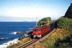 1000ピース 海辺のブルートレイン(鹿児島)