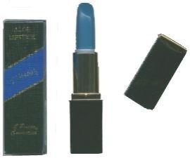 L'paige Blue Aloe Vera Lipstick
