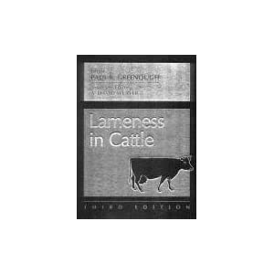 Lameness in Cattle [Hardcover]