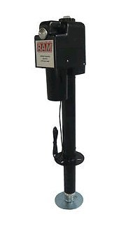 3,500 Lbs. Electric Trailer Jack with Drop Leg (Camper Electric Lift compare prices)