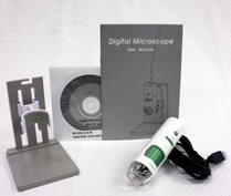 Str Dlite Video Microscope Scalp & Hair Examination Digital Usb Camera Kit
