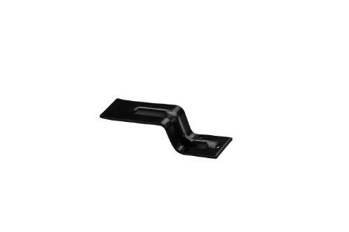 Stanley National Hardware N351-503 Open Bar Holder, Black (Open Bar Holder compare prices)