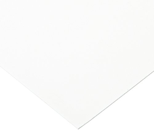 Celtec Expanded PVC Sheet, Satin Smooth Finish, 1mm Thick, 12