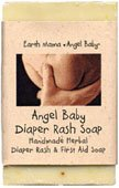 Earth Mama Angel Baby Angel Baby Diaper Rash Soap 3 oz bar