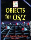 Objects for OS/2 (V N R Computer Library) (0471131261) by Danforth, Scott