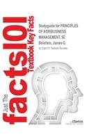 Studyguide for PRINCIPLES OF AGRIBUSINESS MANAGEMENT, 5E by Beierlein, James G., ISBN 9781478605669