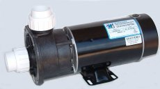 "1 HP 115 Volt 2 Speed Center Discharge Waterway Spa / Hot Tub Pump 1.5"" Plumbing # C10115"