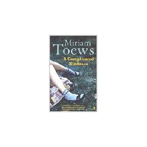 a complicated kindness essays A complicated kindness by miriam toews 9 pages 2243 words december 2014 saved essays save your essays here so you can locate them quickly.