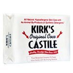 Frontier Natural Products 222964 Coco Castile Bar Soaps Original 4 Oz.