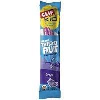 Clif Bar Kid Zfruit,Og2,Grape .7 Oz 18-Cs front-765561