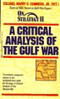 On Strategy II: A Critical Analysis of the Gulf War (Dell War Series)