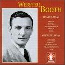 Webster Booth (tenor) sings Handel Arias