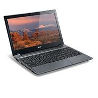 Acer C710-2055 11.6-Inch Chromebook (Iron Gray)