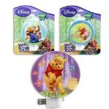 Winnie The Pooh Night Light (Designs may vary)