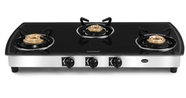 Gas Cooktop (3 Burner)