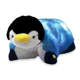 Pillow Pets® Glow Pets Penguin 16""