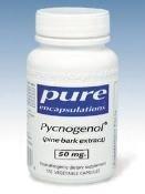 Pure Encapsulations Pycnogenol 50 mg - 120