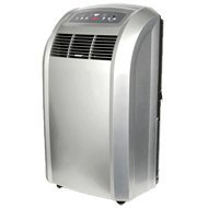 Whynter ARC-12S Eco-Friendly 12,000 BTU Portable Air Conditioner, Platinum